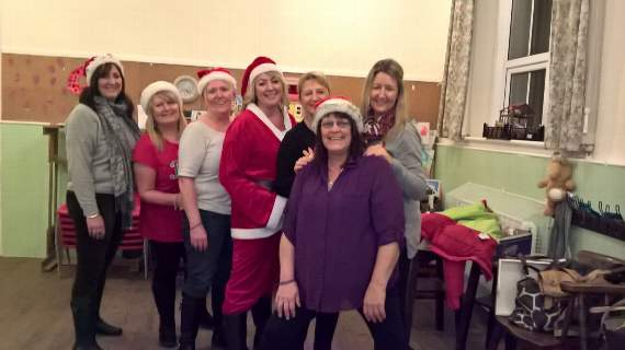 St Athan tea party raises total of £1,255