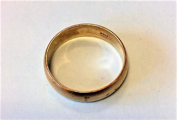 Husband Thought Wedding Ring Might Be Lost For Ever News The