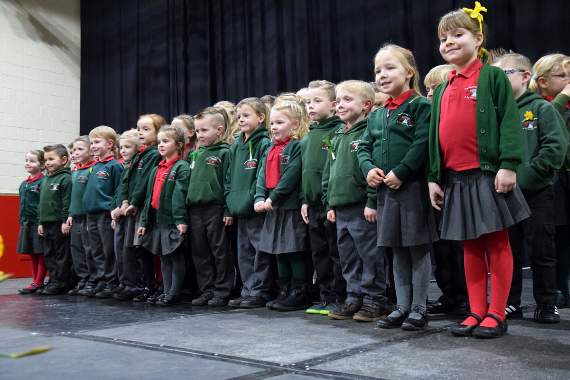 Bryntirion's St David's Day fundraising concert is a resounding success