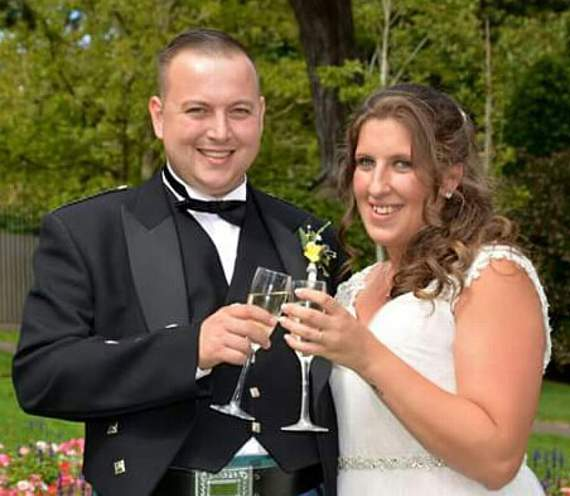 'Get us to the wedding on time' pleads groom