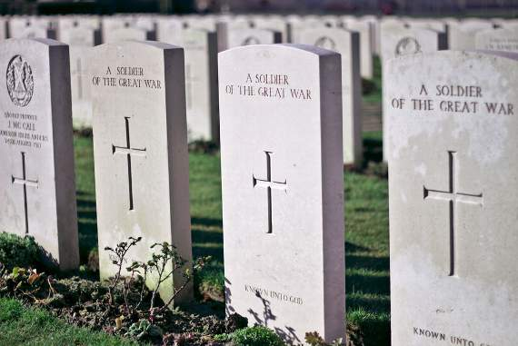 British, Belgian royals mark WWI battle centenary in Ypres