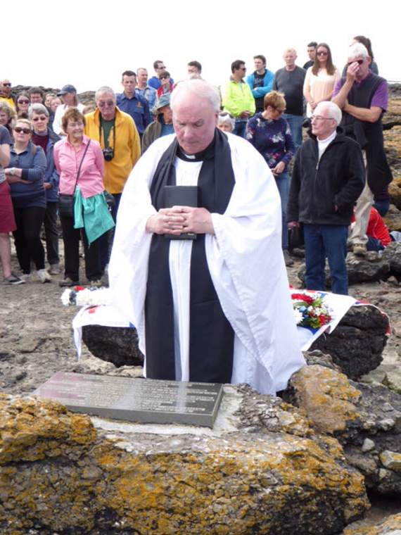 Seventy years on, the SS Samtampa tragedy is remembered in Porthcawl