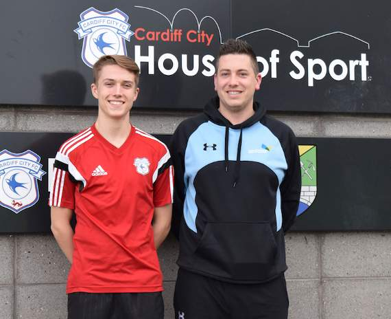 Sport students represent Wales in national championships